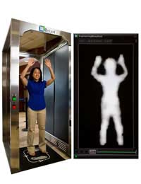Full Body Scanners Airport Images